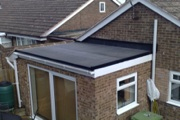 Rubber roof your annexe
