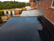 New EPDM rubber membrane
